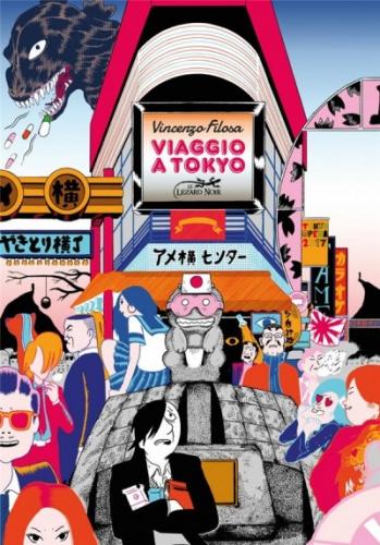Stéphane Duval,Le Lézard noir,BD alternative japonaise, manga, Le Comptoir, Sylvain Métafiot,