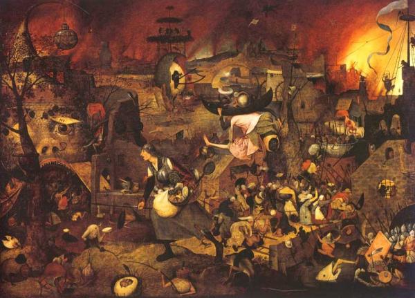 Il est difficile d'être un dieu, sylvain Métafiot,Alexander Sokurov,Alexeï Guerman,faust, bosch, brueghel,enfer,glose,science fiction,