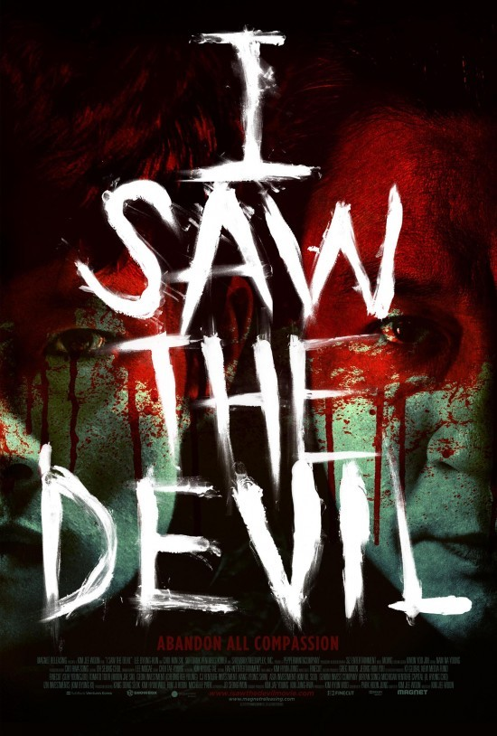 Du sang et des larmes, J'ai rencontré le diable, i saw the devil, ultraviolence, tortures, sadique,vengeance, vigilante,folie,chasse,Kim Jee-Woon, Corée du Sud,Lee Byung-Hun,Choi Min-sik,Chan-Wook Park,Sylvain Métafiot,