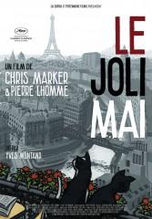62, année onirique, le Joli Mai, cinéma, film, documentaire, Sylvain Métafiot, Gazette, Mankpadere, Chris Marker,Pierre Lhomme, Paris, France,