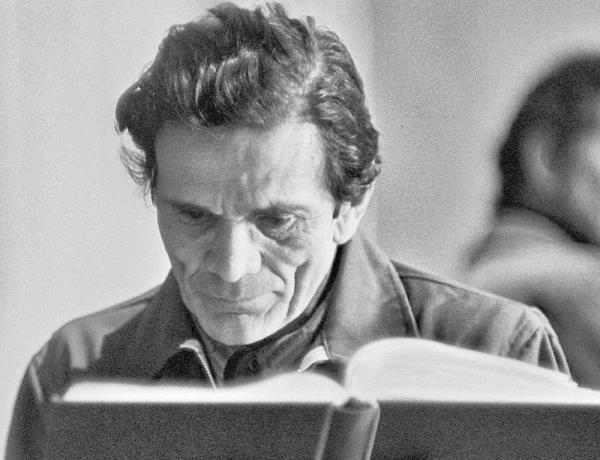 le poète contre la terreur,le chaos de pasolini,sylvain métafiot,le comptoir,r&n,fascisme,communisme