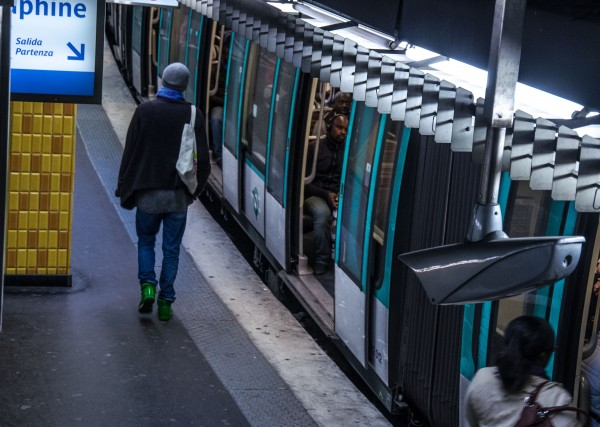 metro, la photo du lundi, didier reynaud, paris