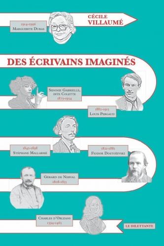 Cécile Villaumé - Des écrivains imaginés.jpg