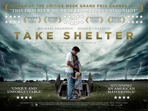 Take Shelter, the perfect storm, Jeff Nichols, Michael Shannon, chef d'oeuvre, paranoïa,fin du monde, cauchemars, visions,tempête, thriller,folie,Sylvain Métafiot,