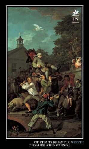 Le Comptoir, Sylvain Métafiot,Vie et faits du fameux chevalier Schenapahnski, Satire à vue,Georg Weerth, Editions RN,