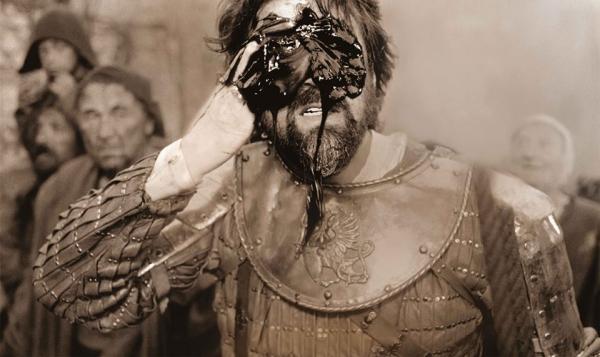 Sarabande macabre,Il est difficile d'être un dieu, Sylvain Métafiot, Alexeï Guerman,