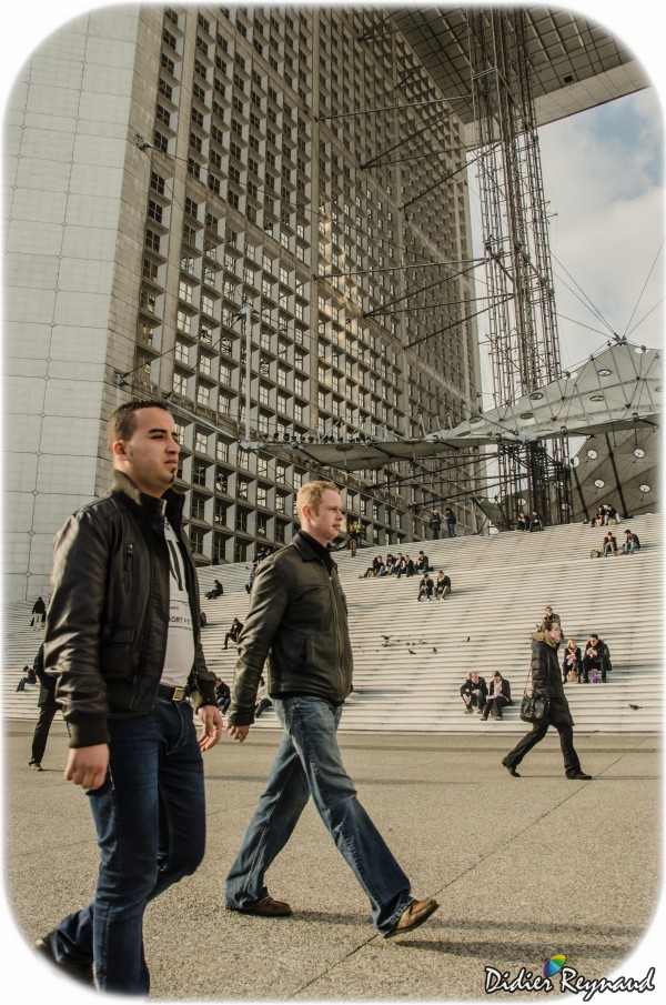 la photo du lundi, la défense, didier reynaud