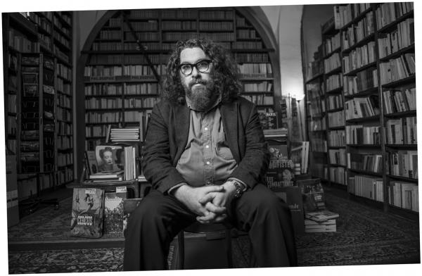 Éditions le feu sacré,la poésie c'est la littérature populaire par excellence,sylvain métafiot,littérature,lyon