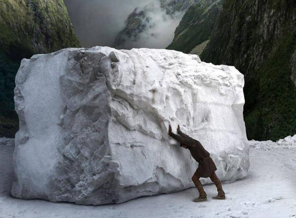 Le Comptoir, Sylvain Métafiot,Gravé dans la roche,Michel-Ange,Andreï Konchalovsky,